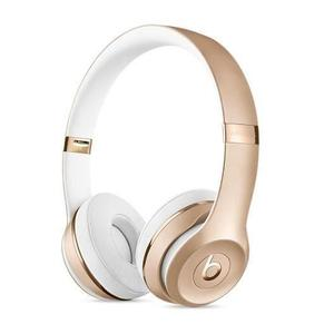 Casque Réducteur de Bruit  Bluetooth avec Micro Beats By Dr. Dre Solo 3 - Or