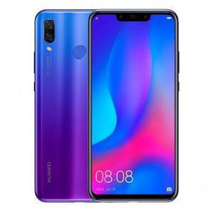 Huawei Nova 3 128 Go Dual Sim - Bleu/Mauve - Débloqué