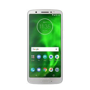 Motorola Moto G6 32 GB - Silver - Unlocked