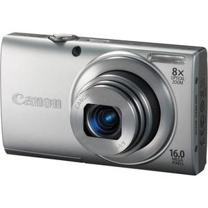 Compact - Canon PowerShot A4000 IS - Gris