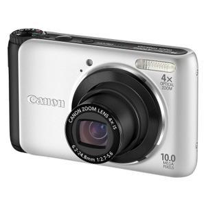 Kompaktkamera Canon PowerShot A3000 IS Silber + Objektiv Canon Zoom Lens 35-140 mm f/2.7-5.6