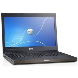 "Dell Precision M4800 15"" Core i7 3 GHz  - SSD 256 GB - 16GB QWERTY - Deutsch"