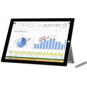 "Microsoft Surface Pro 3 12"" Core i5 2,4 GHz - HDD 120 GB - 4GB AZERTY - Französisch"