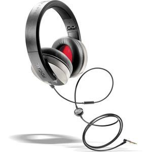 Casque Réducteur de Bruit avec Micro Focal Listen - Argent/Noir