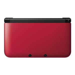 Console Nintendo 3DS XL  - Rouge / Noir
