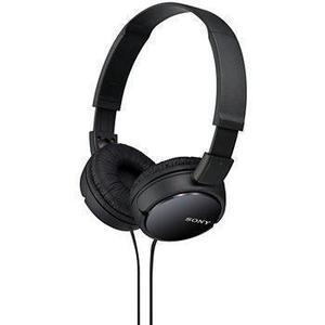 Sony MDRZX110 Kuulokkeet Melunvaimennus Mikrofonilla - Musta