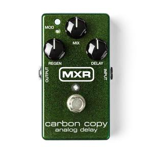 Effectpedaal M169 Carbon Copy Analog Delay - Groen