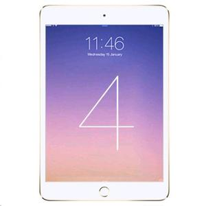 "iPad mini 4 (2015) 7,9"" 16GB - WiFi - Goud - Zonder Sim-Slot"
