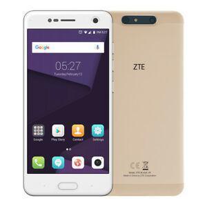 ZTE Blade V8 32 Gb Dual Sim - Oro - Libre