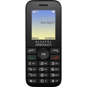 Alcatel OneTouch 2035X - Musta- Lukitsematon