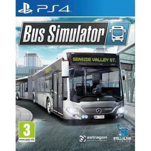 Bus Simulator - PlayStation 4