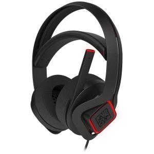 Kopfhörer Gaming mit Mikrophon Omen Mindframe Prime - Schwarz