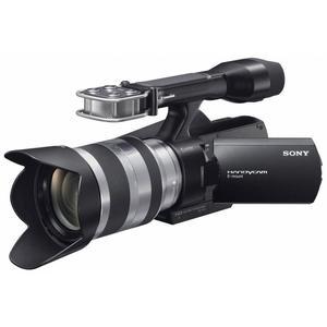Caméra Sony Handycam NEX-VG10E USB 2.0 - Noir