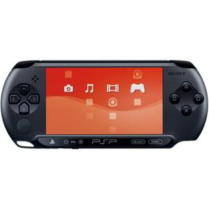 Gameconsole Sony PSP 1004 4GB + 20 Spellen - Zwart