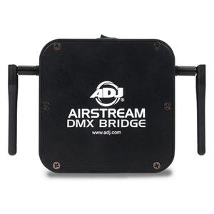 Airstream Bridge ADJ DMX + WiFly EXR Batterie - Schwarz