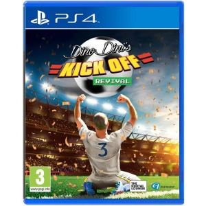 Dino Dini's Kick Off Revival - PlayStation 4
