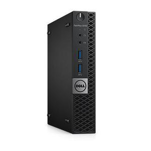 Dell OptiPlex 3046 Core i3 3,2 GHz - SSD 240 GB RAM 4 GB QWERTY