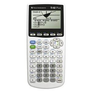Calculatrice Texas Instruments TI-82 Plus