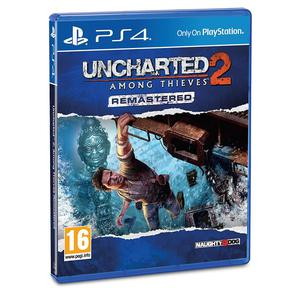 Uncharted 2: Among Thieves Remastered - PlayStation 4
