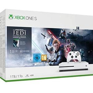 Console Xbox One S 1To - Blanc Edition Star Wars Jedi : Fallen Order