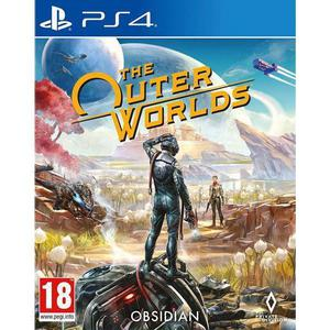 The Outer Worlds - PlayStation 4