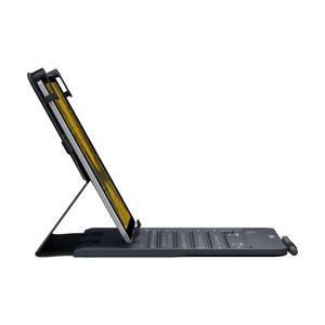 "Clavier Logitech QWERTY Anglais (US) Sans-fil Universal Folio for 9""/10"" Tablets"