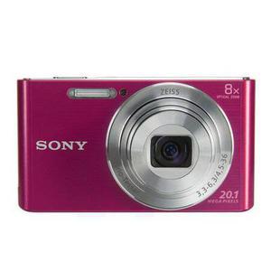 Compacto Sony DSC-W830 - Rosa