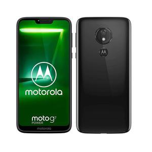 Motorola Moto G7 Power 64 Go Dual Sim - Noir - Débloqué