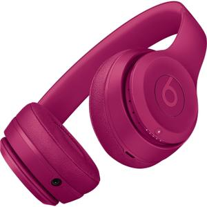 Casque Bluetooth avec Micro Beats Solo3 - Fuchsia Pop