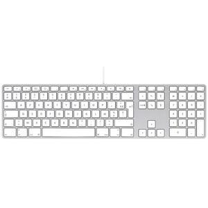 Apple Tastatur AZERTY Französisch MB110F/B