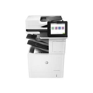 Imprimante Jet d'encre couleur multifonction HP Managed Flow MFP E62665hs