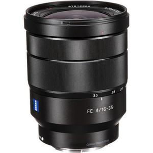Objectif Sony Sony 16-35 mm f/4
