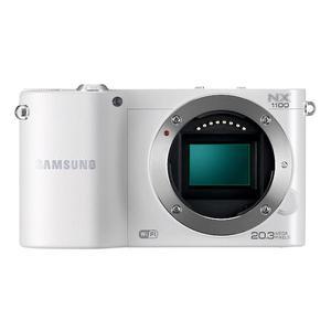Hybride camera  NX1100 alleen behuizing - Wit