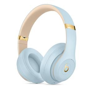 Casque Réducteur de Bruit Bluetooth avec Micro Beats By Dr. Dre Studio3 Wireless - Azur