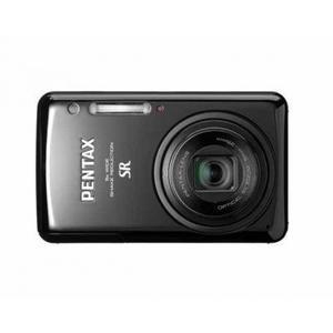 Kompaktikamera Pentax Optio S1 Musta + Objektiivi Pentax Optical Zoom 28-140 mm f/3.5-5.5