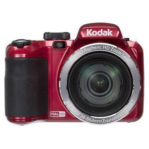 Cámara Bridge Kodak PIXPRO AZ361 - Rojo