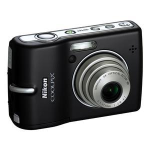 Compatto Nikon Coolpix L12 - Nero