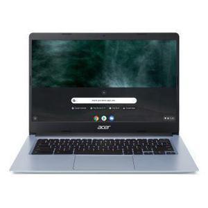Acer Chromebook CB314 Celeron 1,1 GHz 64Go eMMC - 4Go AZERTY - Français
