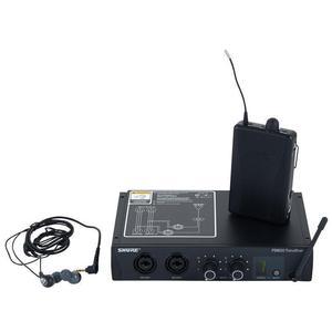 Feedback-Systeem Shure PSM200 HF