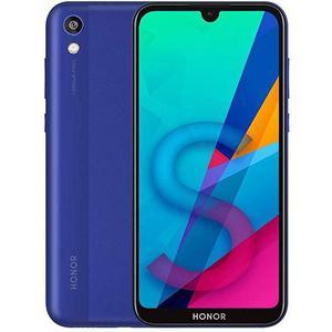 Huawei Honor 8S 32GB Dual Sim - Sininen (Peacock Blue) - Lukitsematon
