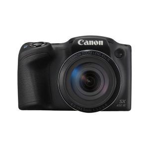 Kompakt Bridge Kamera Canon Powershot SX432 IS - Schwarz