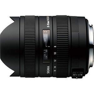 Objectif Sigma DC 8-16mm f/4,5-5,6 HSM