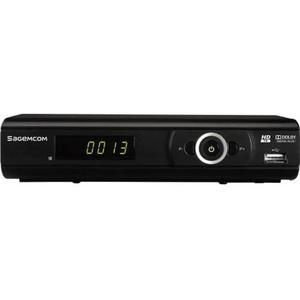 Sagemcom DT83 HD Fernsehen Zubehör