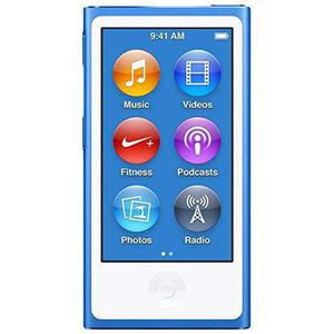 Lettori MP3 & MP4 16GB iPod Nano 7 - Blu scuro