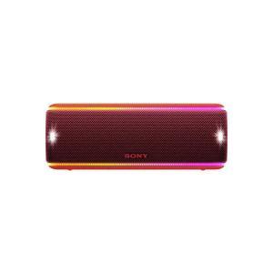 Enceinte  Bluetooth Sony SRS-XB31 - Rouge