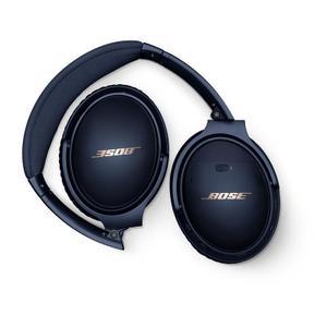 Hoofdtelefoon Bluetooth met Microfoon Bose QuietComfort 35 II - Blauw