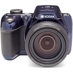 Cámara Bridge Kodak Pixpro AZ528 - Negro + Objetivo Pixpro Aspheric HD Zoom Lens 52x Wide 24-1248 mm f/2.8-5.6