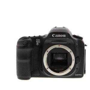 Reflex Kamera Canon EOS 10D - Schwarz