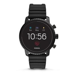 Horloges Cardio GPS Fossil Explorist HR FTW4018 - Zwart