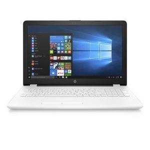 "HP Notebook 15-BS511NF 15"" Core i3 2 GHz - HDD 1 To - 8 Go AZERTY - Français"